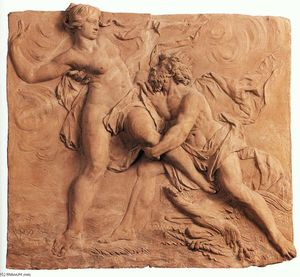 Jan Peter Van Baurscheit - The Abduction of Persephone by Hades