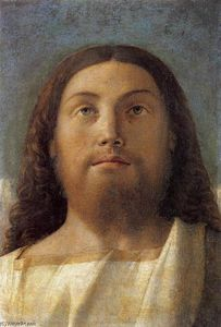 Giovanni Bellini - Head of the Redeemer