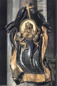 Gian Lorenzo Bernini - Memorial to Maria Raggi