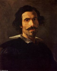 Gian Lorenzo Bernini - Self-Portrait