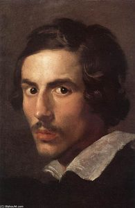 Gian Lorenzo Bernini - Self-Portrait as a Young Man
