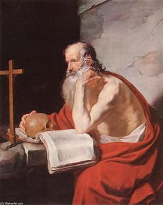 Jacques Blanchard - St Jerome
