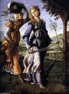 Sandro Botticelli - The Return of Judith to Bethulia
