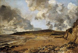 John Constable - Weymouth Bay, with Jordan Hill