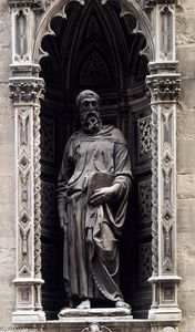 Donatello - St Mark