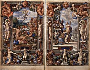 Giulio Clovio - Pages from the Farnese Hours