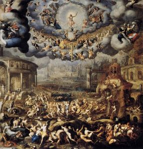 Jean The Younger Cousin - Last Judgment