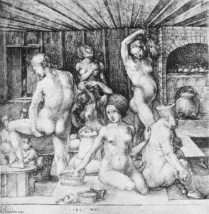 Albrecht Durer - The Women-s Bath