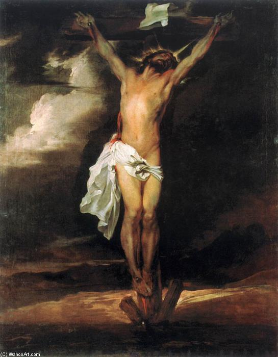Order Painting Copy : Crucifixion, 1622 by Anthony Van Dyck (1599-1641, Belgium) | WahooArt.com
