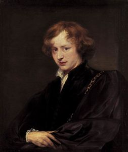Anthony Van Dyck - Self Portrait
