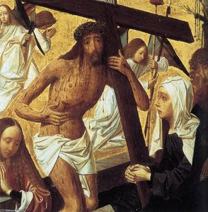 Geertgen Tot Sint Jans - Man of Sorrows