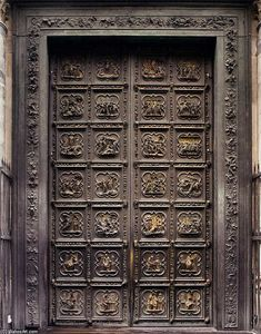 Lorenzo Ghiberti - North Doors (Life of Christ)