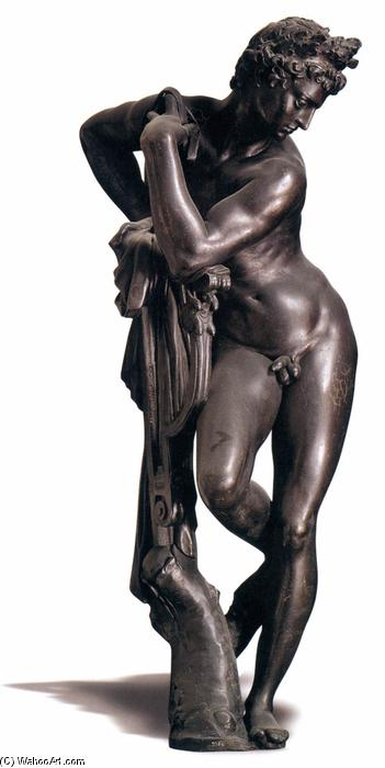 Apollo by Giambologna (1529-1608, France) | Art Reproduction | WahooArt.com