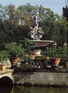Giambologna - The Fountain of Oceanus