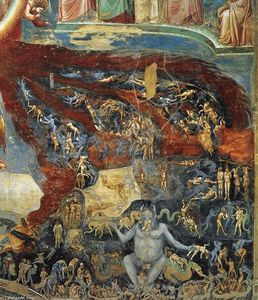 Giotto Di Bondone - Last Judgment (detail) (27)