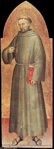 Giovanni Da Milano - St Francis of Assisi