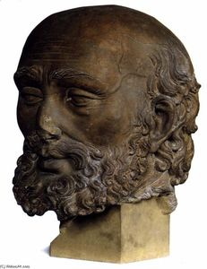 Antonio Giusti - Head of St Peter