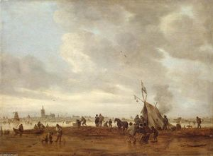 Jan Van Goyen - Winter