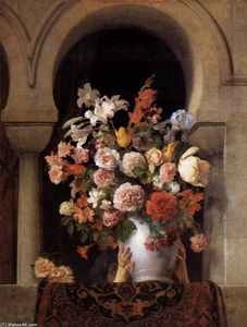 Francesco Hayez - Flowers