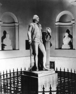 Jean Antoine Houdon - George Washington
