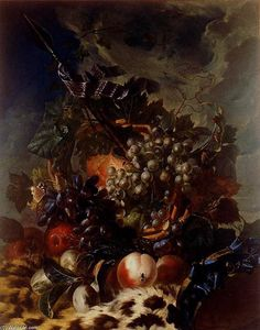 Luis Paret Y Alcázar - Still-Life with Fruit