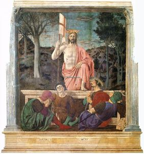 Piero Della Francesca - Resurrection