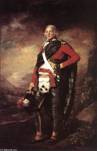 Henry Raeburn - Portrait of Sir John Sinclair