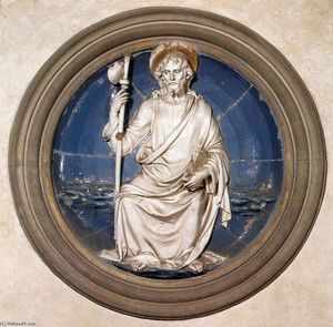 Luca Della Robbia - St James the Great