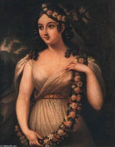Janos Rombauer - Spring (Flora, May)