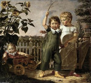 Philipp Otto Runge - The Hülsenbeck Children