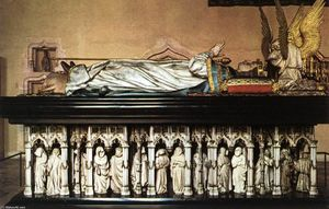 Claus Sluter - Tomb of Philip the Bold, Duke of Burgundy