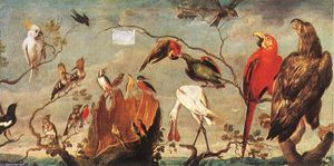 Frans Snyders - Concert of Birds