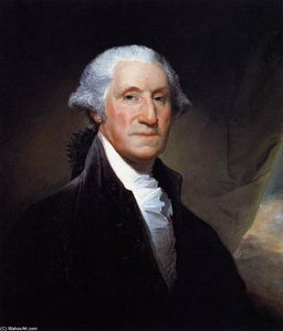 Gilbert Stuart - George Washington