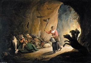 David The Younger Teniers - Dulle Griet (Mad Meg)