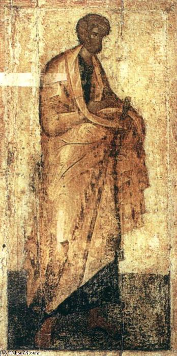 Icon from the Deësis Tier (8), 1399 by Theophanes The Greek (1340-1410, Greece) | Painting Copy | WahooArt.com