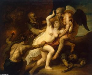 Theodor Van Thulden - Time Reveals the Truth