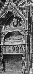 Tino Di Camaino - Tomb of Mary of Valois