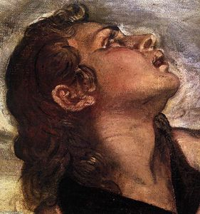 Tintoretto (Jacopo Comin) - Crucifixion (detail) (10)