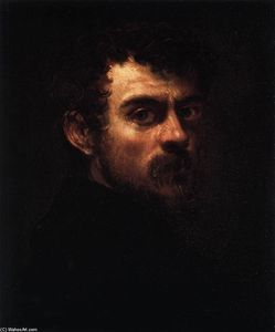 Tintoretto (Jacopo Comin) - Self-Portrait
