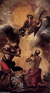 Tintoretto (Jacopo Comin) - The Martyrdom of St Paul