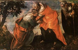 Tintoretto (Jacopo Comin) - Visitation