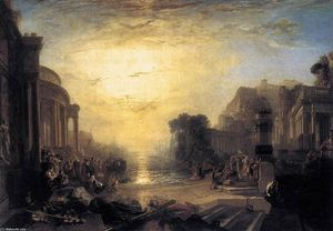 William Turner - The Decline of the Carthaginian Empire