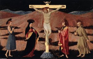 Paolo Uccello - Crucifixion