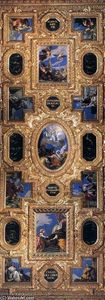Paolo Veronese - Ceiling paintings