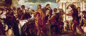 Paolo Veronese - Marriage at Cana