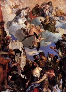 Paolo Veronese - Martyrdom of St George