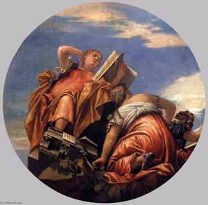 Paolo Veronese - Music, Astronomy and Deceit