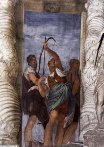 Paolo Veronese - Three Archers