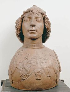 Andrea Del Verrocchio - Young Warrior
