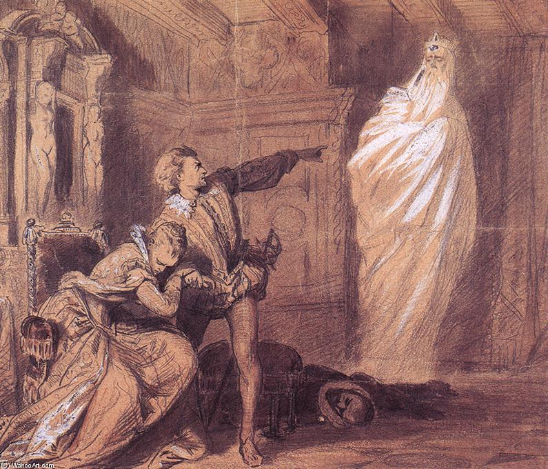 a comparison of hamlet horatio and ophelia